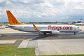 Pegasus Airlines, TC-CPD, Boeing 737-82R (16455428632).jpg