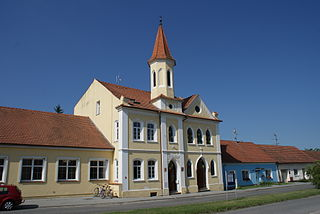 Perná Municipality in South Moravian, Czech Republic