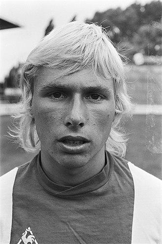 Robert Kok - Kok with Ajax in 1974