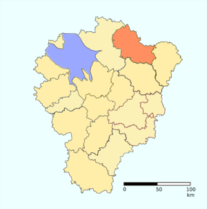 Pervomaysky District, Yaroslavl Oblast - Image: Pervomaysky District, Yaroslavl Oblast