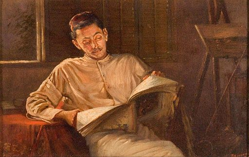 Pestonji Bomanjee - At Rest - Google Art Project