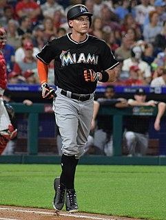 Peter OBrien (outfielder) American baseball player