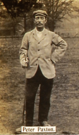 Peter Paxton - Paxton, c. 1892