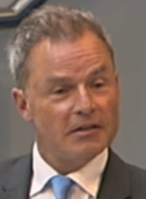 Peter Whittle (politician) - Image: Peter Whittle AM (cropped)