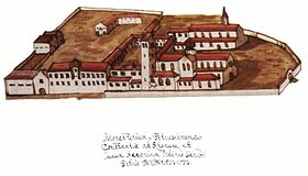 Image illustrative de l'article Abbaye de Petershausen