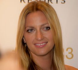 Petra Kvitkova Australian Open Players' Party 2015 .jpg