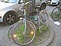 Peugeot bicycle in Kraków.jpg