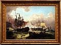 Philip james de loutherbourg, la battaglia di camperdown, 1799.jpg