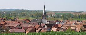 Photo de la commune d'Ingenheim, Bas Rhin, France.jpg
