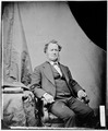 Photograph of John W. Forney, Secretary of the Senate - NARA - 526861.tif
