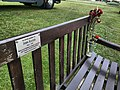Photograph of a bench (OpenBenches 638).jpg