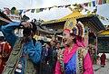 Photojournalist with Tibetan Woman.jpg