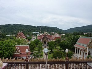 Phuket City - Image: Phuket temple 2
