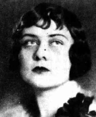 Phyllis McDonagh - Phyllis McDonagh, 1928