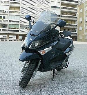 Piaggio XEvo 250ie Motor Scooter
