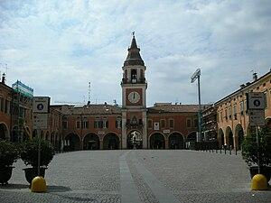 Sassuolo - Piazza Garibaldi