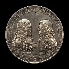 Assassination of the Brothers Cornelius and Johann de Witt at The Hague [obverse]