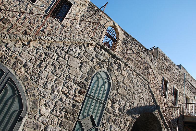 Tiberias Building