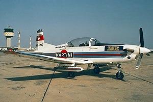 Pilatus PC-7 - A PC-7