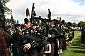 Pipe Bands at Huntly homecoming 30th July 09 - panoramio.jpg