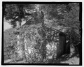 Pisgah National Forest Inn, Chewink Cabin, Blue Ridge Parkway Milepost 408.6, Asheville, Buncombe County, NC HABS NC-356-D-3.tif