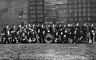 University of Pittsburgh Varsity Marching Band - The 1912–1913 Pitt Band