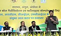 Piyush Goyal addressing at the signing ceremony of the joint venture agreements for the Integrated Coal Gasification cum Fertilizer and Ammonium Nitrate complex.jpg