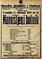Plakat za predstavo Namišljeni bolnik v Narodnem gledališču v Mariboru 11. februarja 1923.jpg