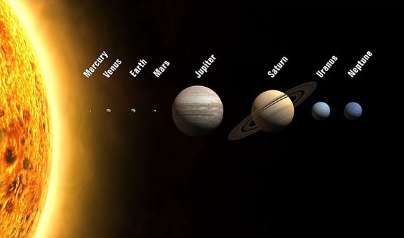 solar system facts - HD1920×1080