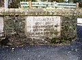 Plaque, Greenway Road, Galmpton - geograph.org.uk - 368507.jpg