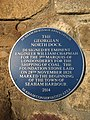 Plaque at the north dock, Seaham, Co. Durham.jpg