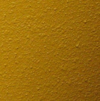 "Mustard (color) - A plaster wall painted a dark shade of mustard called ""baby mustard"""
