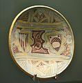 Plat, pisa, Paterna, museu de ceràmica de València.JPG