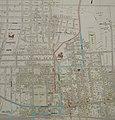 Plate 34 - Jamaica (1909 Bromley Atlas of Queens) - Flushing–Jamaica Streetcar Map 01.jpg