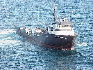 Platform supply vessel Ship type