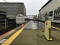 Platform of Nijo Station (Sanin Main Line) 2.jpg