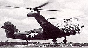 Platt-LePage XR-1 - The improved XR-1A