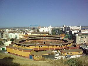 Plaza de Toros de La Merced - Image: Plaza de toros de Huelva