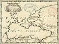 Pline l'Ancien. Asia circa Pontum Euxinum et Maeotim, ex Plinio. 17th century.jpg