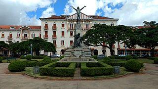Poços de Caldas Place in Southeast, Brazil