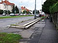Počernická, zastávka Na Palouku (01).jpg