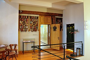 Polish Museum, Rapperswil - Muzeum Polskie at Schloss (Castle) Rapperswil, Switzerland