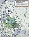 Polish Lithuanian Ruthenian Commonwealth 1658 historical map.jpg