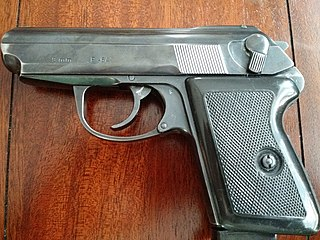 Walther PP - WikiMili, The Free Encyclopedia