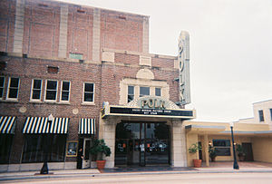 Polk Theatre (Lakeland, Florida) - Image: Polk Theatre Lakeland