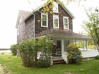 Lee Krasner - Pollock-Krasner house in Springs, New York