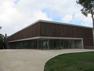 Van Leer Jerusalem Institute - Image: Polonsky Academy for Advanced Studies building, Jerusalem