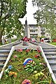 Polyany Mass grave of Soviet soldiers who died in the fight against the Nazis 01.jpg