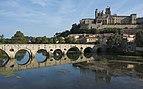 Pont Vieux et Cathédrale Saint-Nazaire de Béziers cf01.jpg