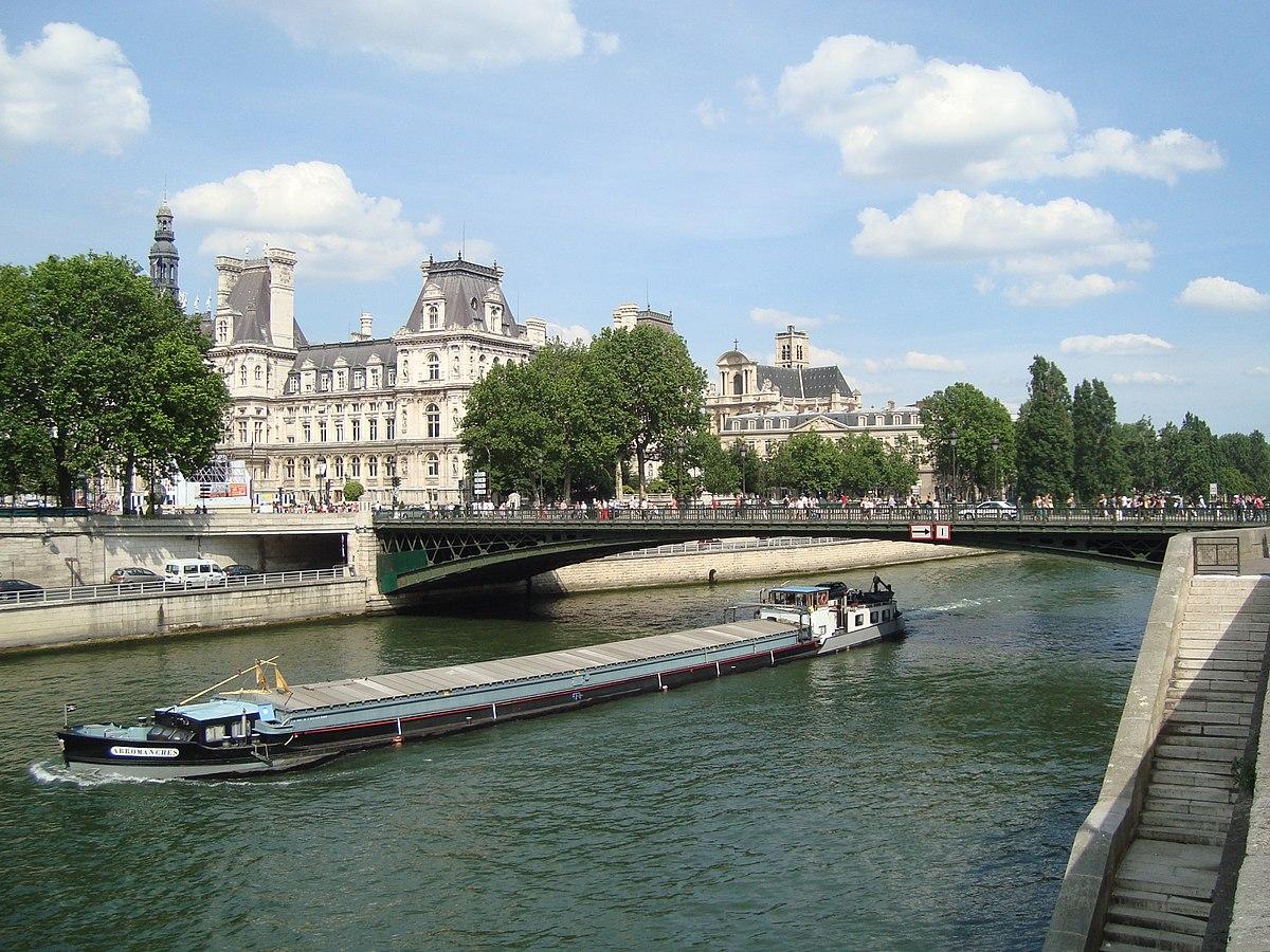 Hotel Foyer Le Pont Paris : Pont d arcole — wikipédia